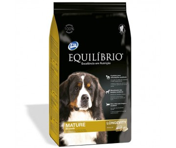 Equilibrio Dog Mature All Breeds Longevity