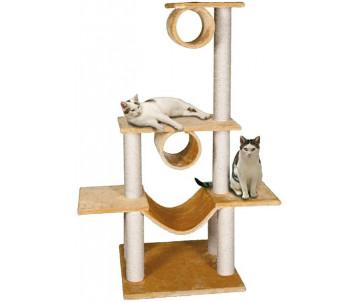 Flamingo Scratch Tree спально-игровой комплекс для котов, многоуровневый