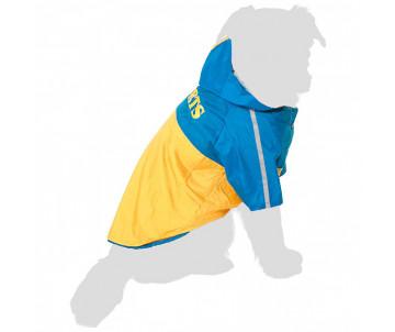 Flamingo Raincoat 2in1 одежда для собак, спортивный плащ и дождевик