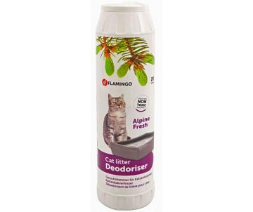 Flamingo Cat Litter Deodoriser дезодорант для кошачьего туалета