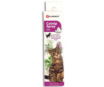 Flamingo Catnip Spray кошачья мята для котов