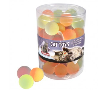 Flamingo Bounce Ball игрушка для кошек, мяч попрыгун