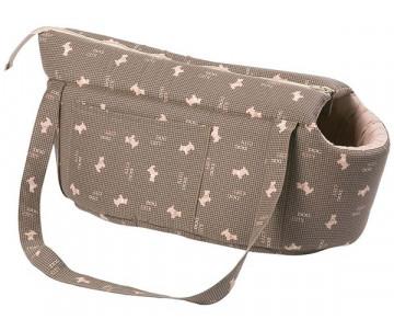 Flamingo Dogcity сумка переноска для собак и котов