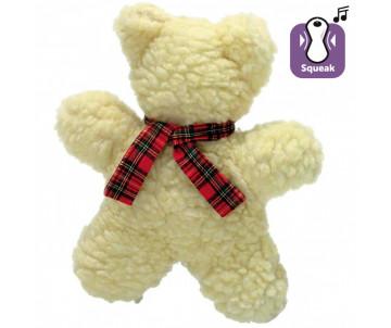 """Flamingo Lamb""""s Fleece Bear мишка, мягкая игрушка для собак"""