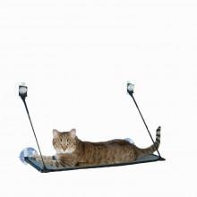 K&H Ez Mount Window Kitty Sill спальное место на окно для котов