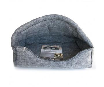K&H Amazin Hooded лежак-домик для котов