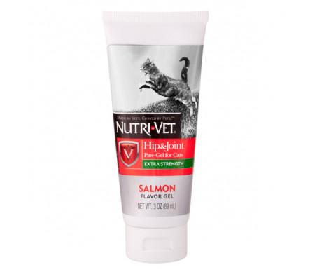 Nutri-Vet Hip&Joint связки суставы екстра, хондроитин и глюкозамин для котов, с МСМ