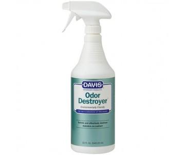 Davis Odor Destroyer спрей для удаления запаха