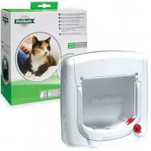 PetSafe Staywell Deluxe Cat Flap дверцы для котов до 7 кг, с механическим замком
