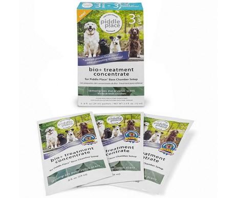 PetSafe Piddle Place Bio+ Treatment Concentrate биоэнзимный уничтожитель запаха для собачьего туалета, концентрат