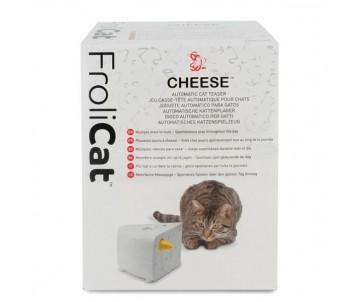 PetSafe FroliCat Cheese Сыр интерактивная игрушка для кошек