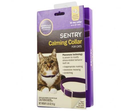 Sentry Good Behavior ошейник для котов, хорошее поведение, с феромонами