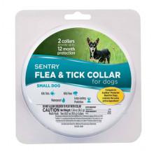 SENTRY Flea&Tick Small ошейник от блох и клещей для собак малых пород, 6 месяцев защиты