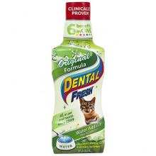 Synergy Labs Dental Fresh Cat жидкость от зубного налета и запаха из пасти кошек
