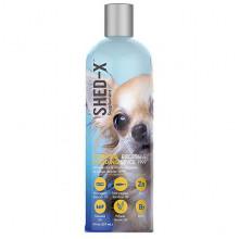 SynergyLabs Shed-X Dog добавка для шерсти собак, против линьки