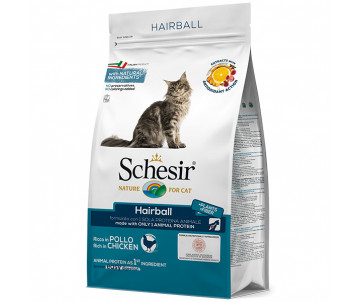 Schesir Cat Adult Hairball