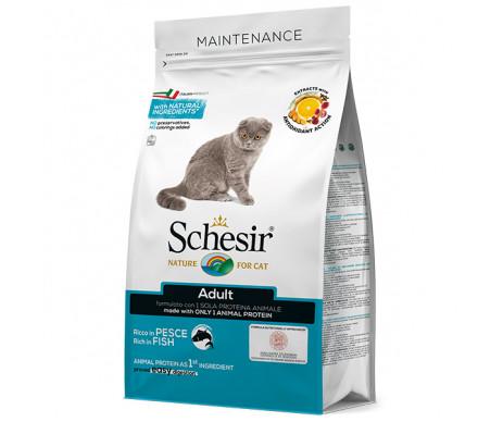 Schesir Cat Adult Fish