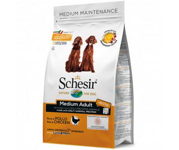 Schesir Dog Adult Medium Chicken