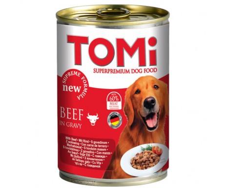 TOMi Dog Beef