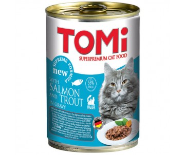 TOMi Cat salmon trout