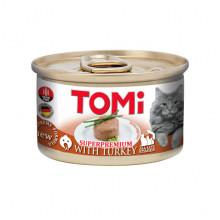 TOMi Cat Adult Turkey mousse