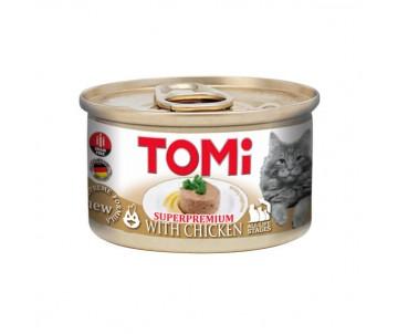 TOMi Cat Chicken