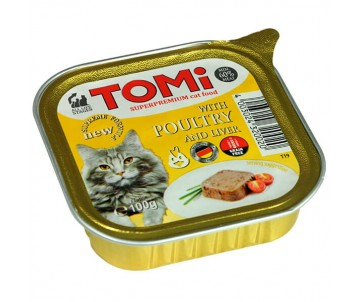 TOMi Cat Poultry&Liver