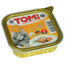 TOMi Cat Adult turkey pate