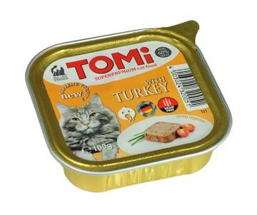 TOMi Cat turkey