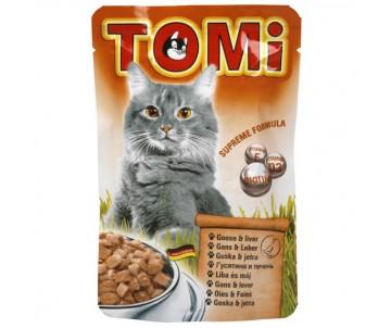TOMi Cat Goose Liver