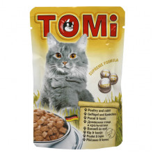 TOMi Cat Poultry Rabbit