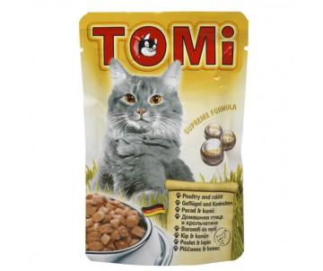 TOMi Cat Poultry Rabbit