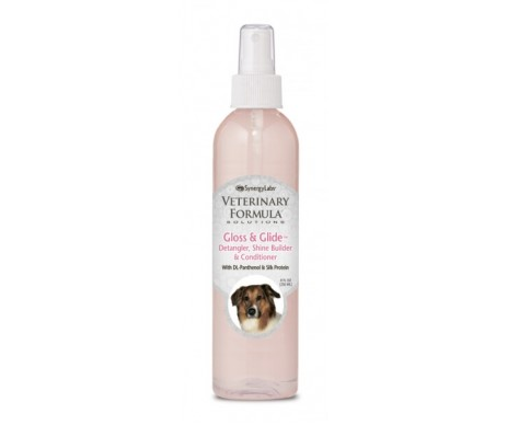 Veterinary Formula Gloss&Glide Conditioner кондиционер для собак и кошек, от колтунов, с антистатическим эффектом