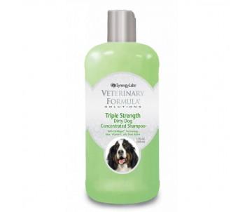 Veterinary Formula Triple Strength Dirty Dog Concentrated Shampoo концентрированный шампунь тройной силы грязеотталкивающий