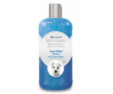 Veterinary Formula Snow White Shampoo белоснежный шампунь для собак и кошек со светлой шерстью
