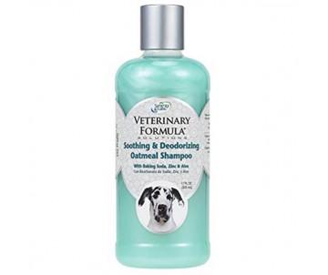 Veterinary Formula Soothing&Deodorizing Shampoo успокаивающий дезодорирующий шампунь для собак и кошек