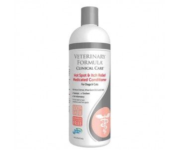 Veterinary Formula Hot Spot&Itch Relief Medicated Conditioner антиаллергенный кондиционер для собак и кошек