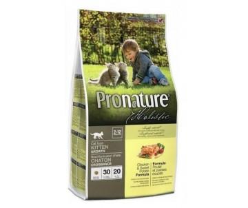 Pronature Cat Holistic Kitten