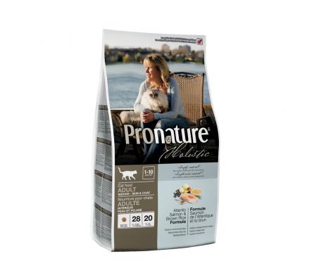 Pronature Holistic Cat Adult Atlantic Salmon Brown Rice