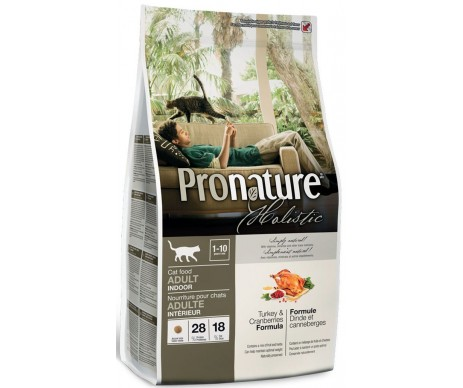 Pronature Holistic Cat Adult Turkey Cranberries