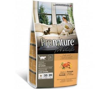 Pronature Holistic Cat Adult Duck Orange