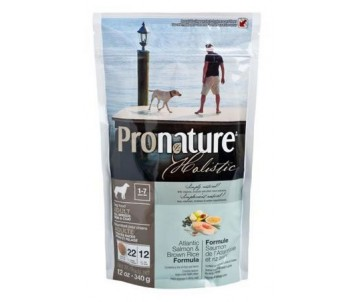 Pronature Holistic Dog Adult Salmon Brown Rice
