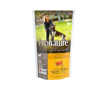 Pronature Holistic Dog Adult Duck Orange