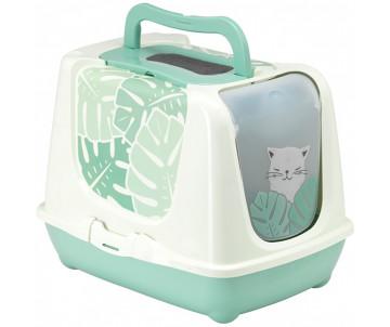 Moderna Trendy Cat Eden МОДЕРНА ТРЕНДИ КЕТ закрытый туалет для котов