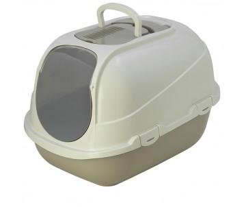 Moderna Mega Comfy туалет для котов, закрытый