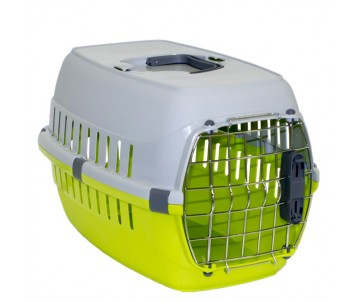 Moderna Roud Ranner 2 переноска для собак и котов с металлической дверью IATA