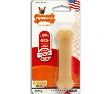 Nylabone Dura Chew Petite жевательная игрушка кость для собак с интенсивным стилем грызения