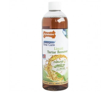 Nylabone Oral Care Natural Liquid Tartar Remover жидкость от запаха из пасти для собак