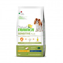 Trainer Natural Dog Sensitive Plus Adult Mini Rabbit