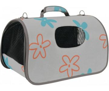 ZOLUX FLOWER транспортная сумка для животных маленькая серая